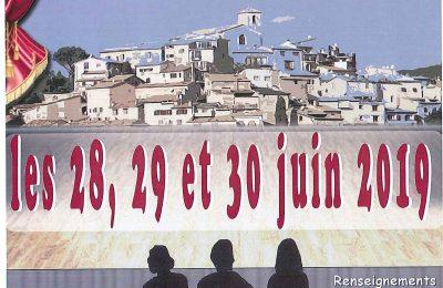 8ème RENCONTRE de THEATRE \u201cAURIBEAU SUR SCENE\u201d